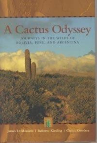 Titel: A Cactus Odyssey