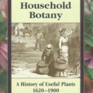 Titel: American Household Botany